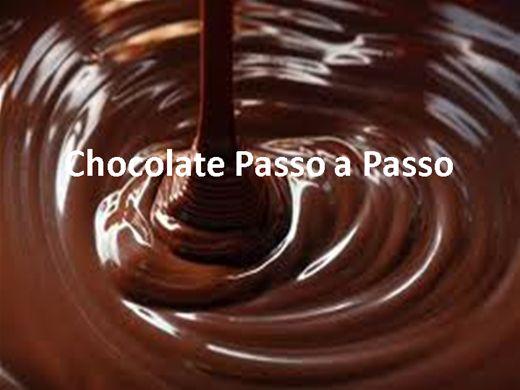 Curso Online de Chocolate Passo a Passo