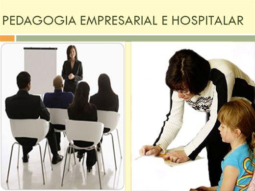 Curso Online de Pedagogia Empresarial e Hospitalar
