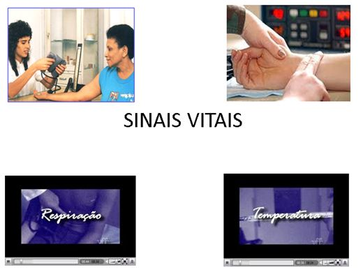 Curso Online de SINAIS VITAIS / SSVV