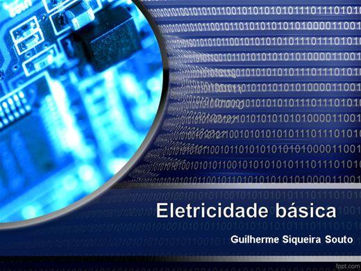 Curso Online de Fundamentos da eletricidade