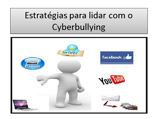 Curso Online de Estratégias para lidar com o Cyberbullying