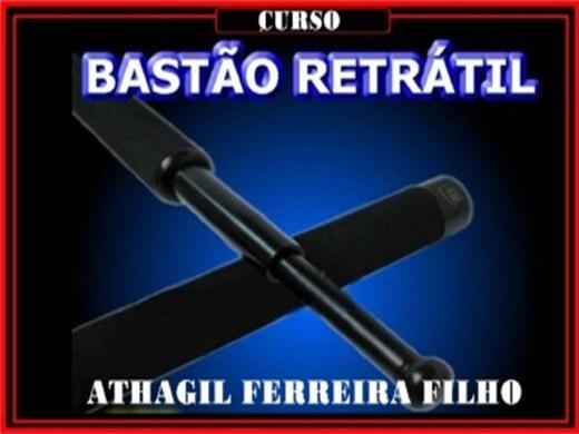 Curso Online de BASTÃO RETRÁTIL TÁTICO