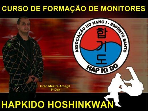 Curso Online de FORMAÇÃO DE MONITORES DE HAPKIDO HOSHINKWAN