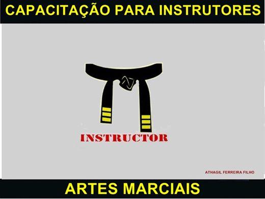 Curso Online de CAPACITAÇÃO DE INSTRUTORES DE ARTES MARCIAIS