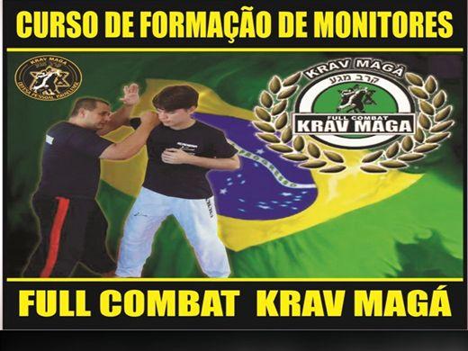 Curso Online de MONITOR DE KRAV MAGÁ