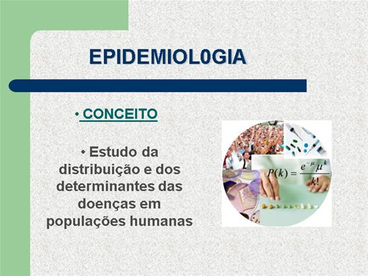 Curso Online de Conceitos epidemiológicos da Parasitologia