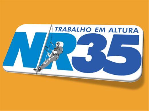 Curso Online de TRABALHO EM ALTURA