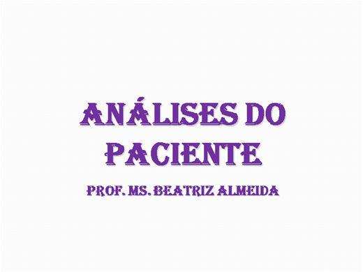 Curso Online de EXAMES DA VÍTIMA NO PRÉ HOSPITALAR