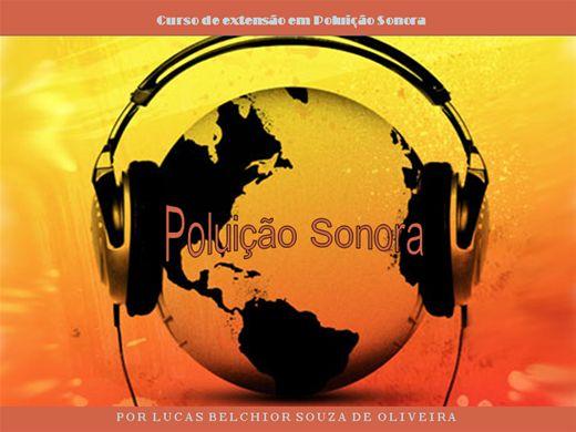 Curso Online de Curso de extensão em Poluição Sonora