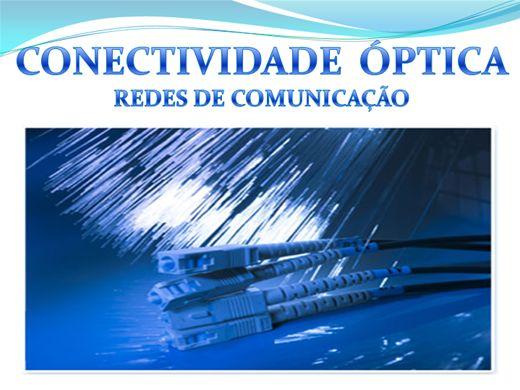 Curso Online de Conectividade Óptica - Redes de Comunicação