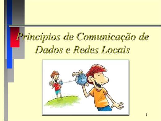 Curso Online de Princípios de Comunicação de Dados e Redes Locais