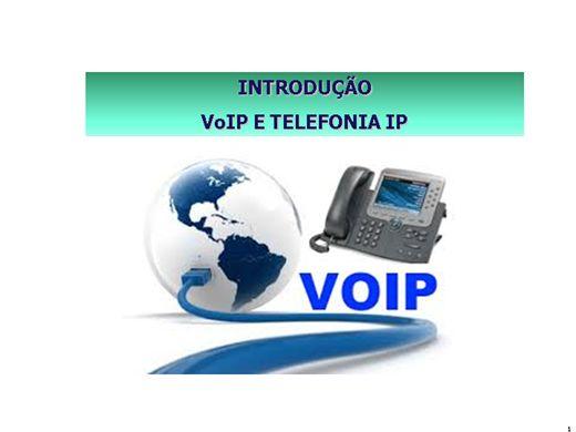 Curso Online de Voip e Telefonia IP