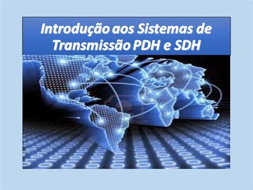 Curso Online de Introdução aos Sistemas de Transmissão  PDH e SDH