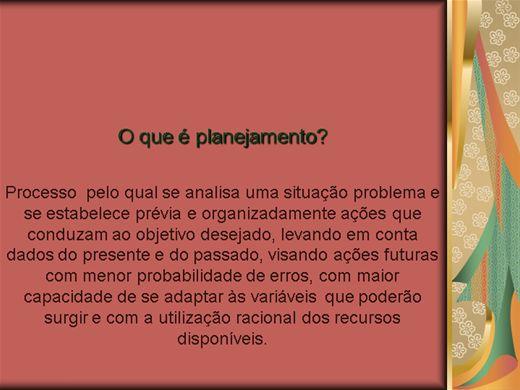 Curso Online de PLANEJAMENTO TURÍSTICO: VIABILIDADE E IMPLEMENTAÇÃO DE PROJETOS TURÍSTICOS