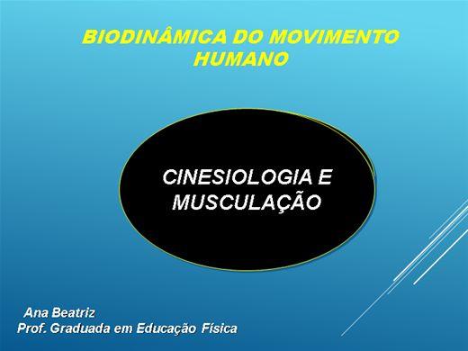 Curso Online de Cinesiologia e Musculação