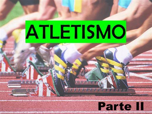 Curso Online de Atletismo parte II