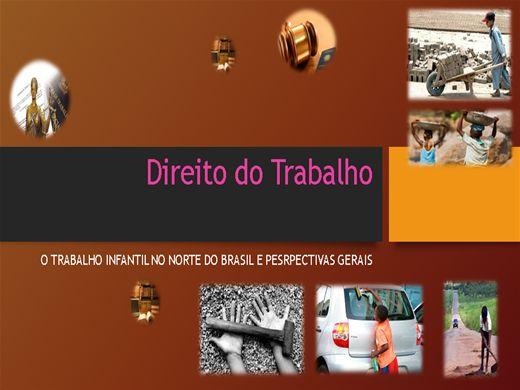Curso Online de DIREITO- O TRABALHO INFANTIL