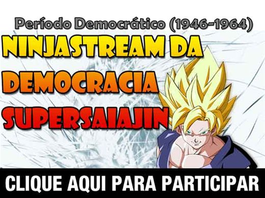 Curso Online de PERÍODO DEMOCRÁTICO - resumo