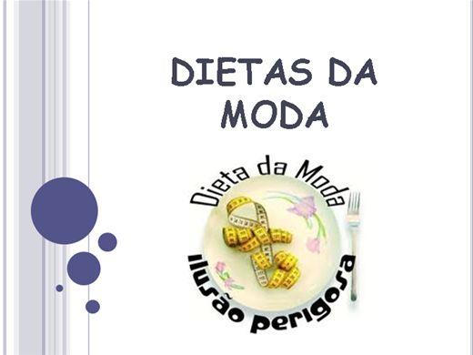 """Curso Online de Dietas """"Milagrosas"""""""