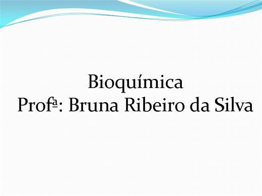 Curso Online de Bioquímica