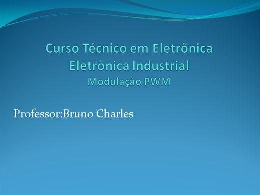 Curso Online de CURSO TÉCNICO ELETRÔNICA INDUSTRIAL