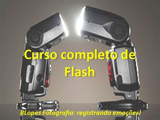 Curso Online de Completo de Flash