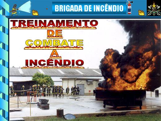 Curso Online de Formação de Brigada e Combate a Incêndio