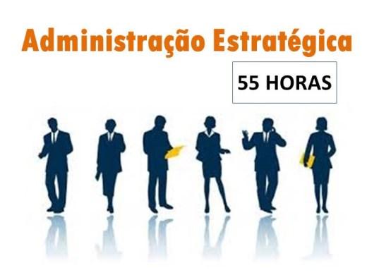 Curso Online de ADMINISTRAÇÃO ESTRATÉGICA