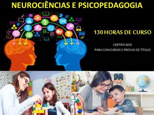 Curso Online de NEUROCIÊNCIAS E PSICOPEDAGOGIA