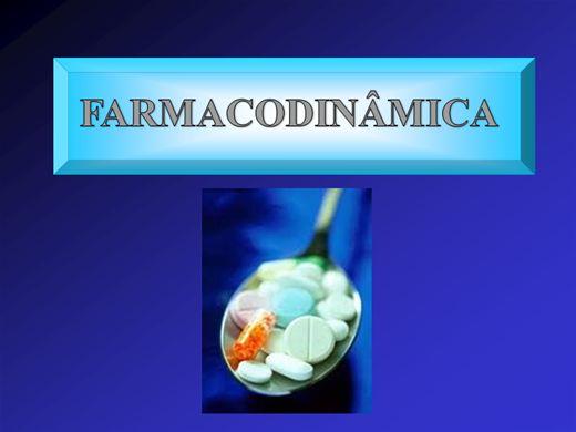 Curso Online de Farmacodinâmica