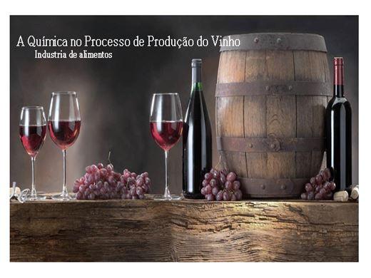 Curso Online de Analises química e legislação permitidas no processo de produção do vinho