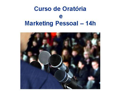 Curso Online de Curso de Oratória e Marketing Pessoal