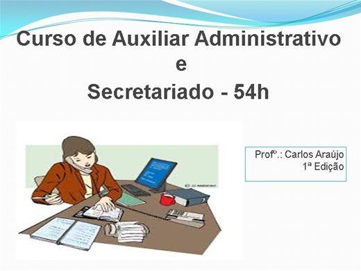 Curso Online de Auxiliar Administrativo e Secretariado