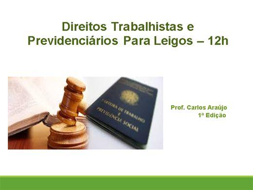 Curso Online de Direitos Trabalhistas e Previdenciários Para Leigos