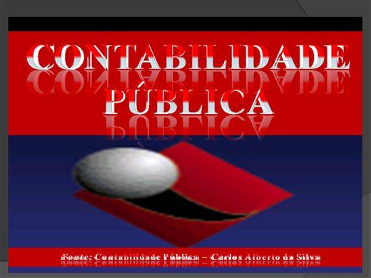 Curso Online de CONTABILIDADE PÚBLICA