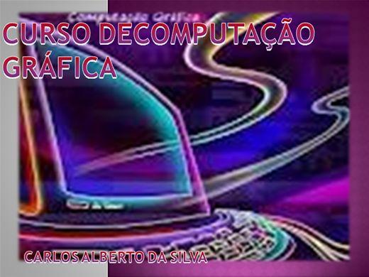 Curso Online de CURSO DE COMPUTAÇÃO GRÁFICA