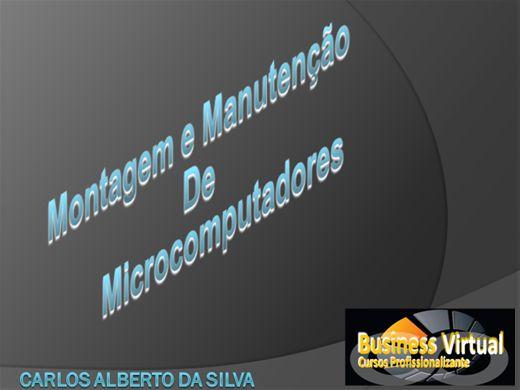 Curso Online de Curso de Montagem e Manutenção de Microcomputadores