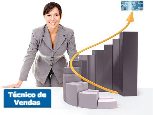 Curso Online de Técnico de Vendas