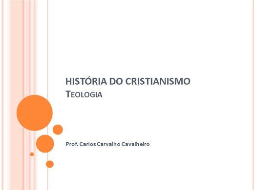 Curso Online de História do Cristianismo