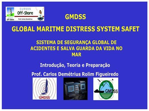 Curso Online de CURSO DE GMDSS-SISTEMAS, TEORIA E PREPARAÇÃO PARA RÁDIO OPERADORES - GERAL - OFFSHORE & MARITIMOS