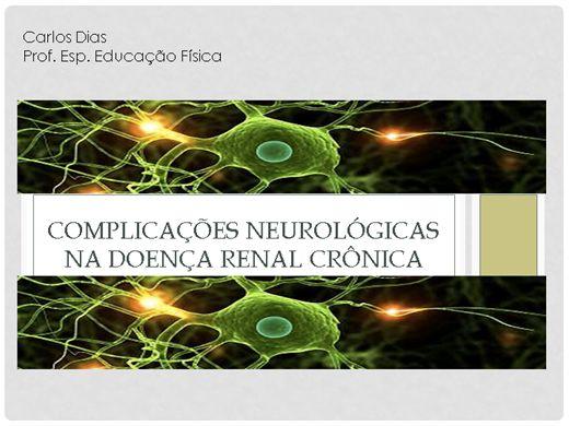 Curso Online de Sistema Nervoso e Doença Renal Crônica