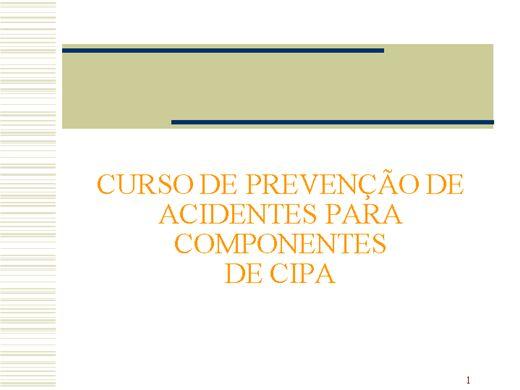 Curso Online de NR 05 - Curso Completo para Componentes da CIPA