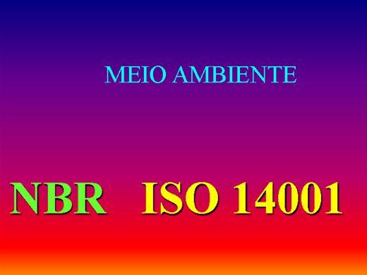 Curso Online de NRB ISO 14001