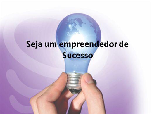 Curso Online de Seja um empreendedor de  Sucesso