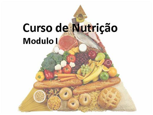 Curso Online de Curso de nutrição (Modulo I)
