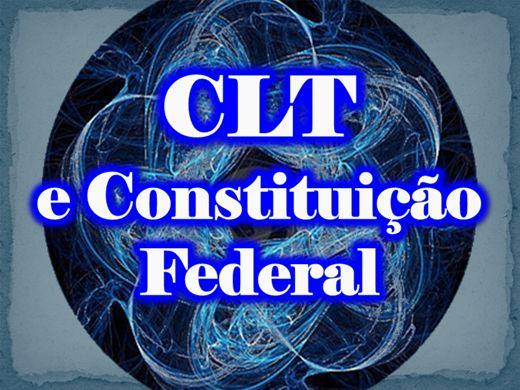 Curso Online de Administração Jurídica: CLT e Constituição Federal