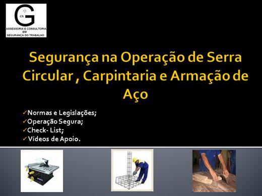 Curso tecnico de segurança do trabalho online gratis com certificado