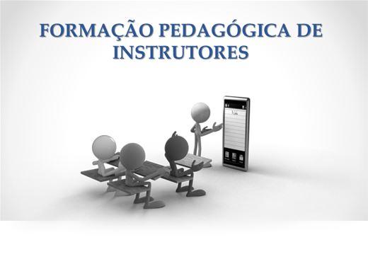 Curso Online de FORMAÇÃO PEDAGÓGICA DE INSTRUTORES