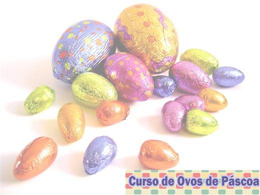Curso Online de Ovos de Páscoa, Bombom com Fruta,Preço de Vendas - Como Calcular