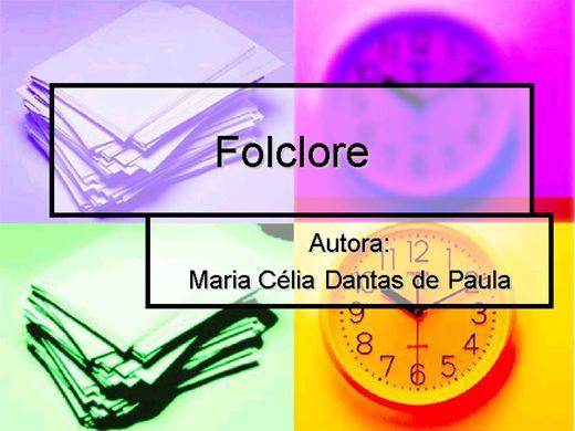Curso Online de Folclore